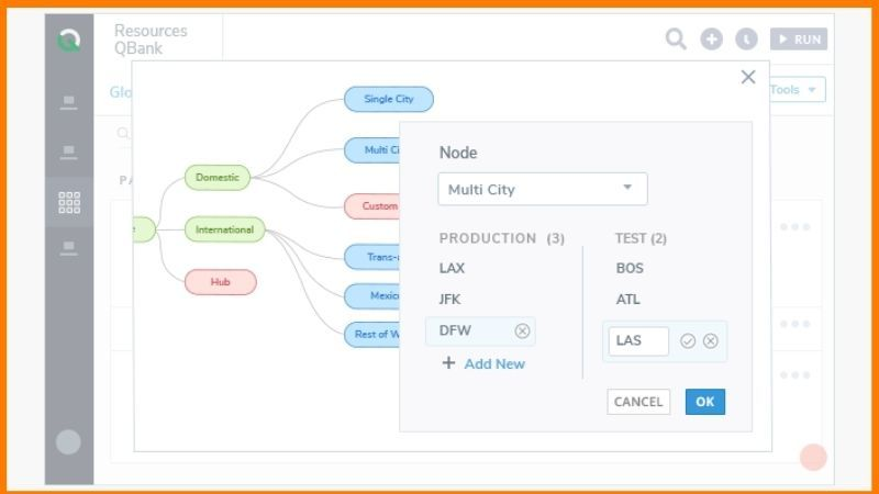 AccelQ Test Automation Dashboard