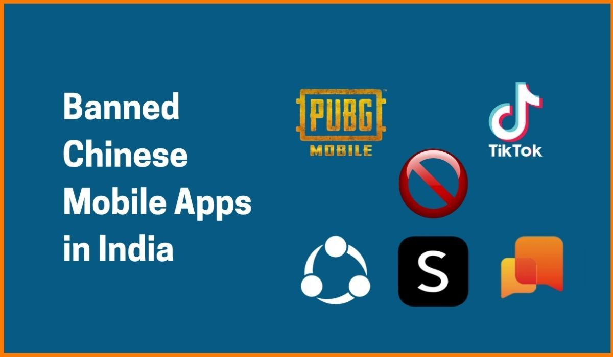 List of 177 Banned Chinese Apps in India
