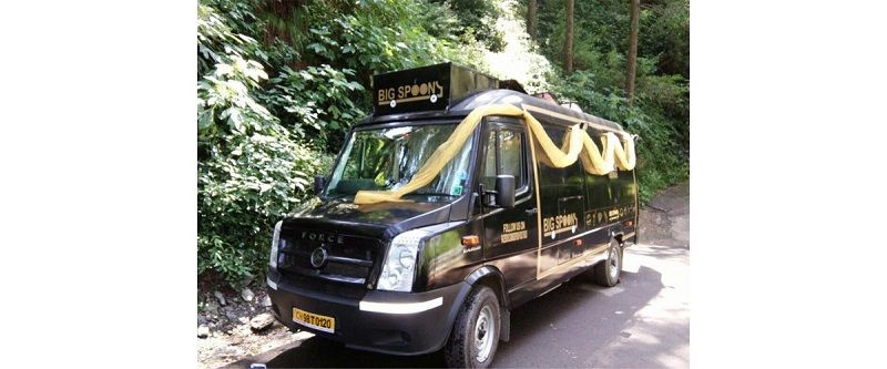 Big Spoon | Food Truck Startup in Shimla