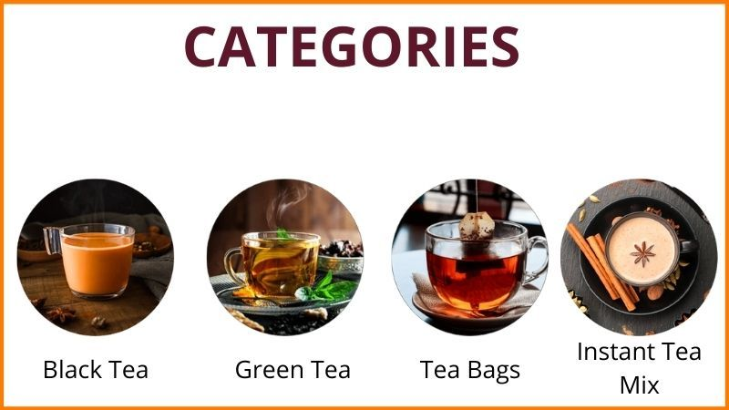 Categories of Samaara Tea | Kadak Chai