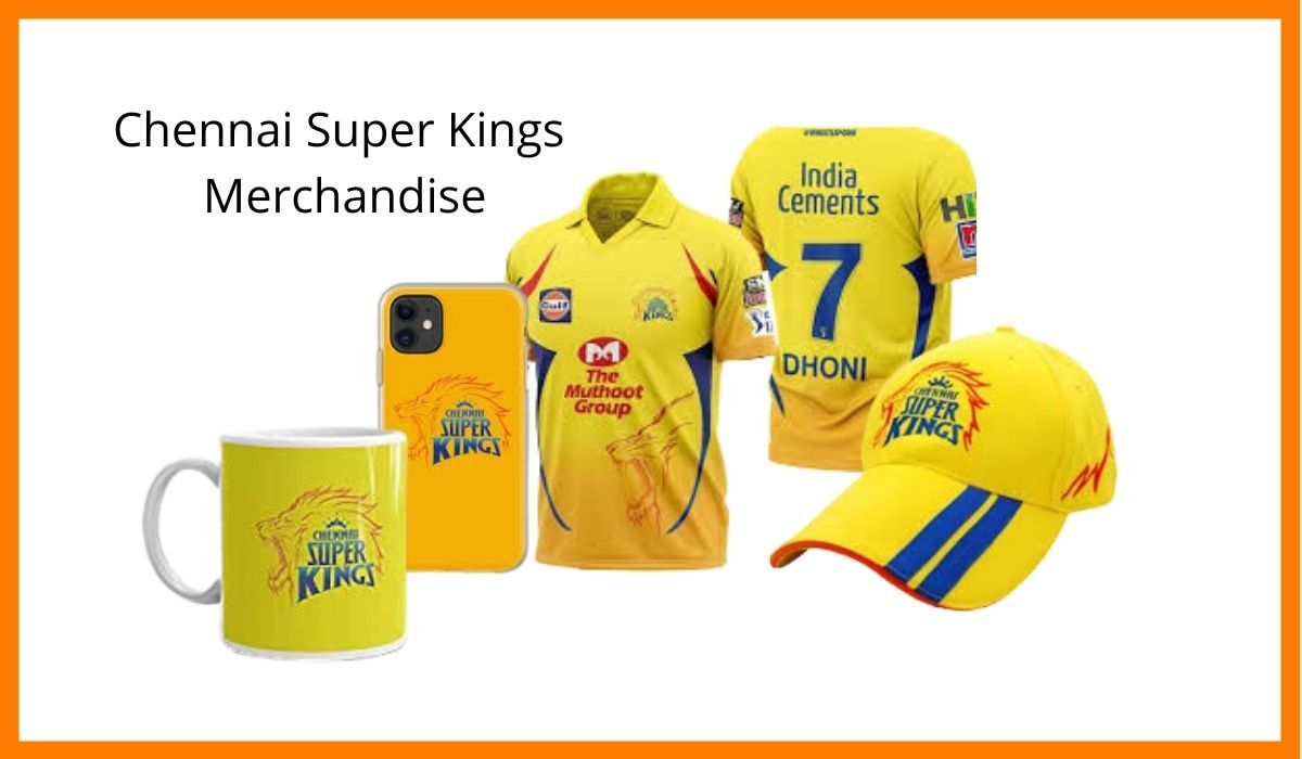 Chennai Super King Merchandise