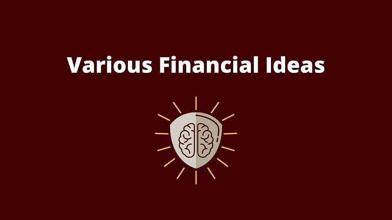 Financial Business Ideas