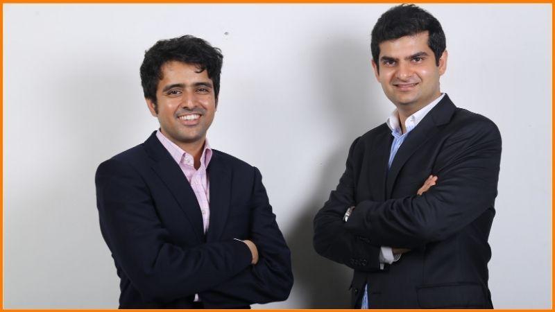 Kapiva Founders | Shrey Badhani and Ameve Sharma (L-R)