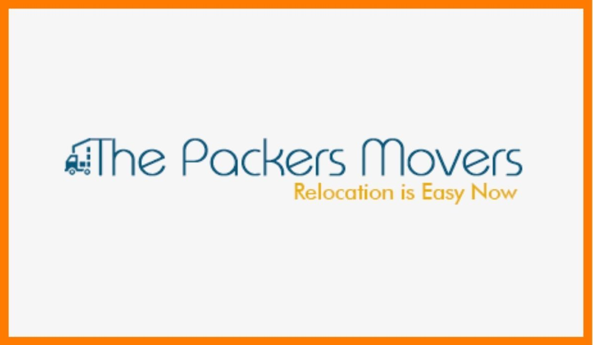 The logo of Packers Movers