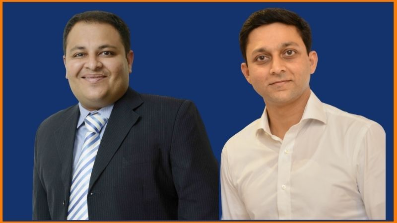 Nainesh Kapadia and Mihir Shah- Founders of YesssWorks Space