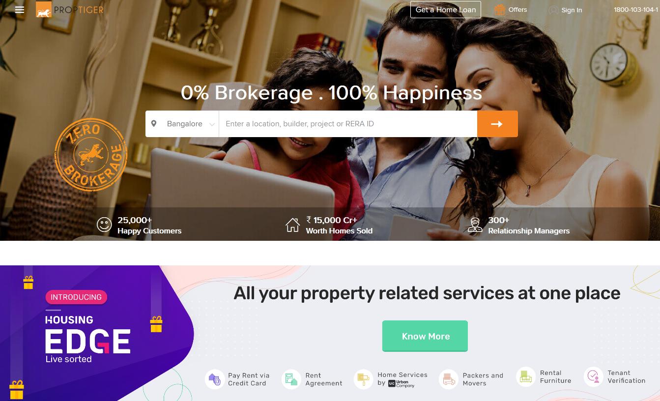 top 10 real estate websites in india_startuptalky