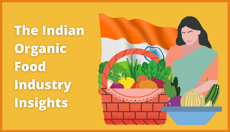 The Indian Organic Food Industry: Insights