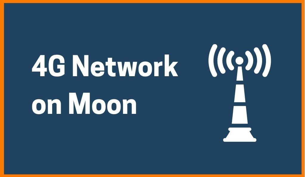 US Space Agency NASA Partners With Nokia To Build Moon's First 4G network
