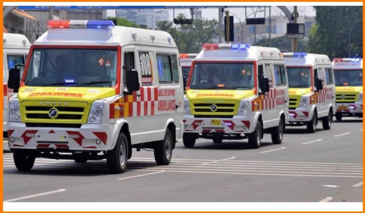 Ambulance Transport services in India