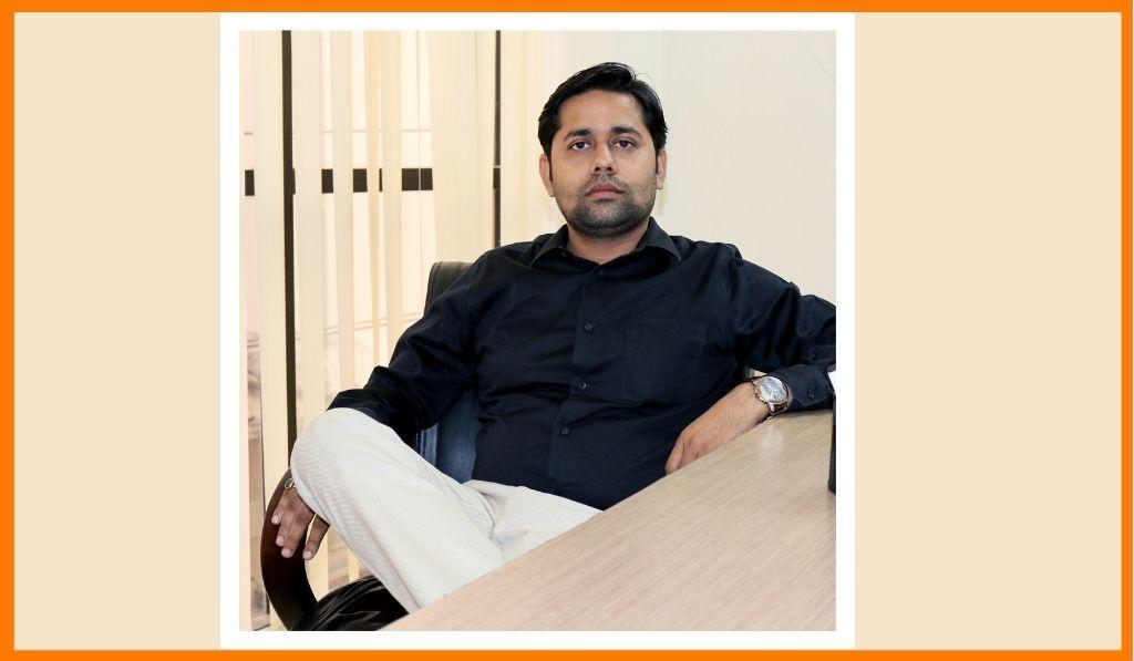 Amit Tyagi Founder and CEO Neuherbs India