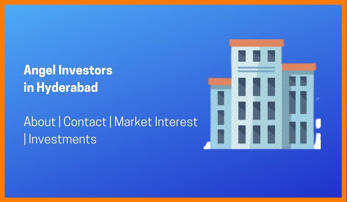 List of Angel Investors in Hyderabad [With Contact List]