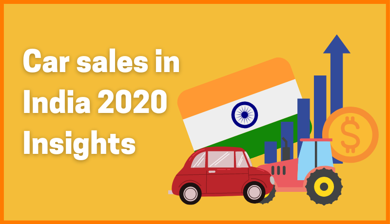The Car Sales In India In 2021 Insights