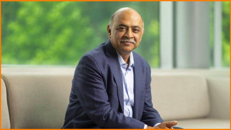 Arvind Krishna, CEO of IBM