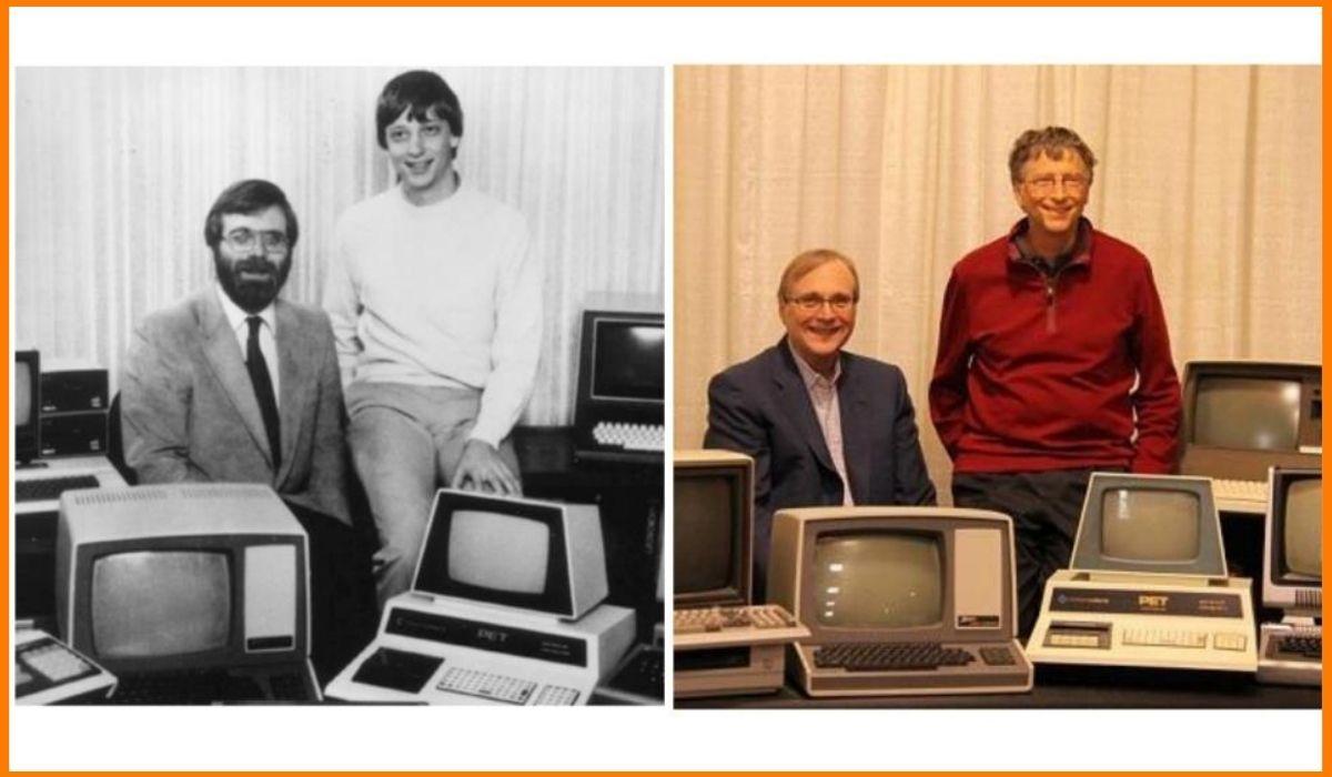Microsoft's Successful Partnership