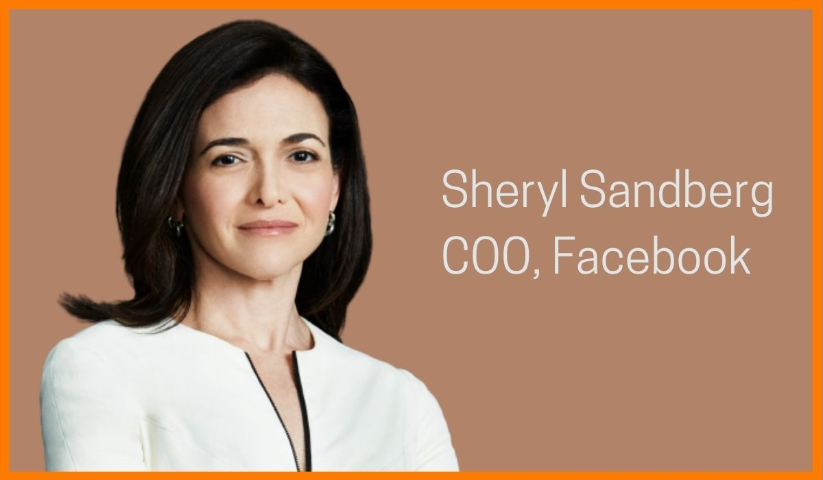 Sheryl Sandberg: The Inspirational Female Entrepreneur