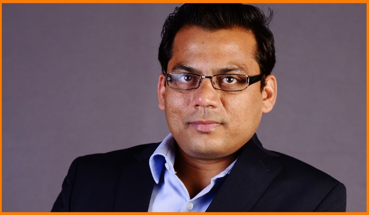 Simplilearn's CEO Krishna Kumar
