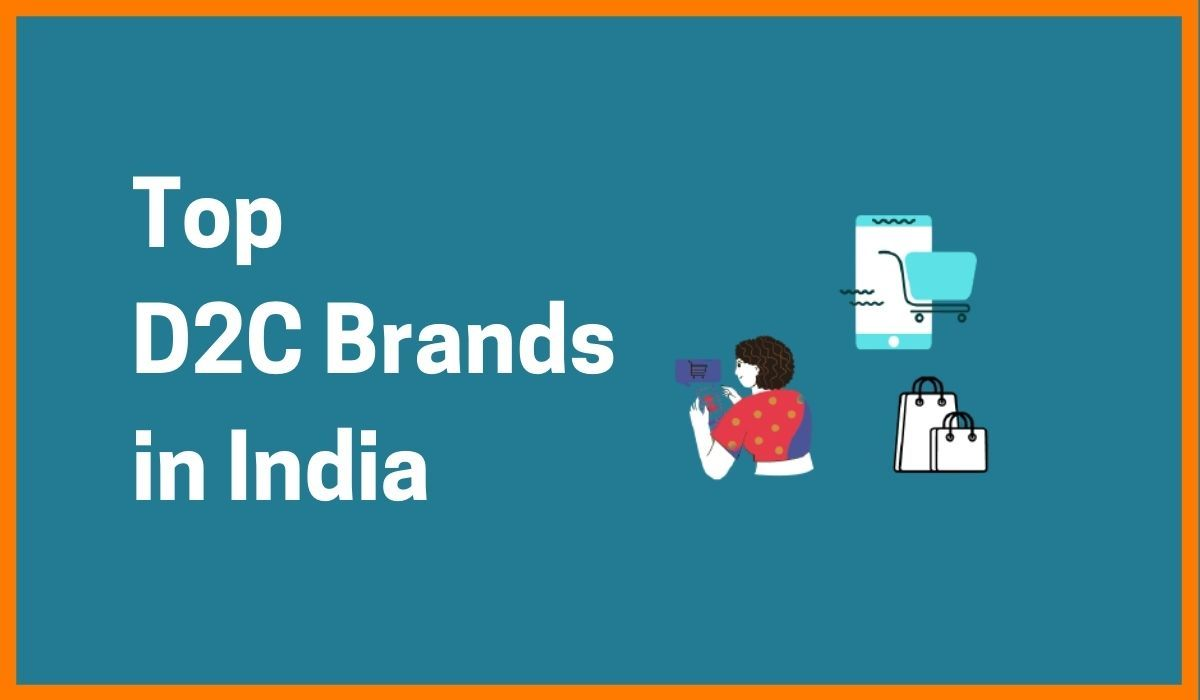 Top D2C Brands in India