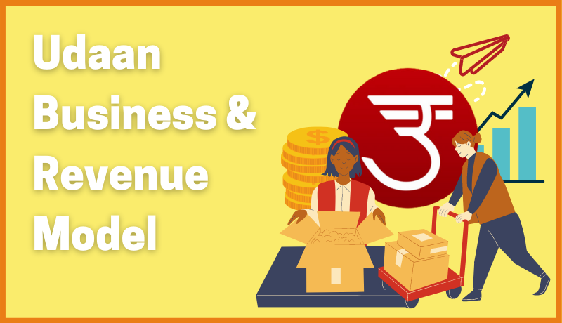 Udaan: Business & Revenue Model