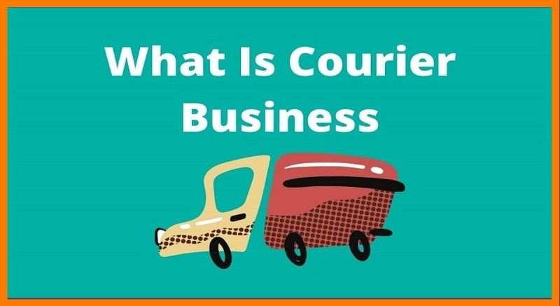 how to start a courier business in India?