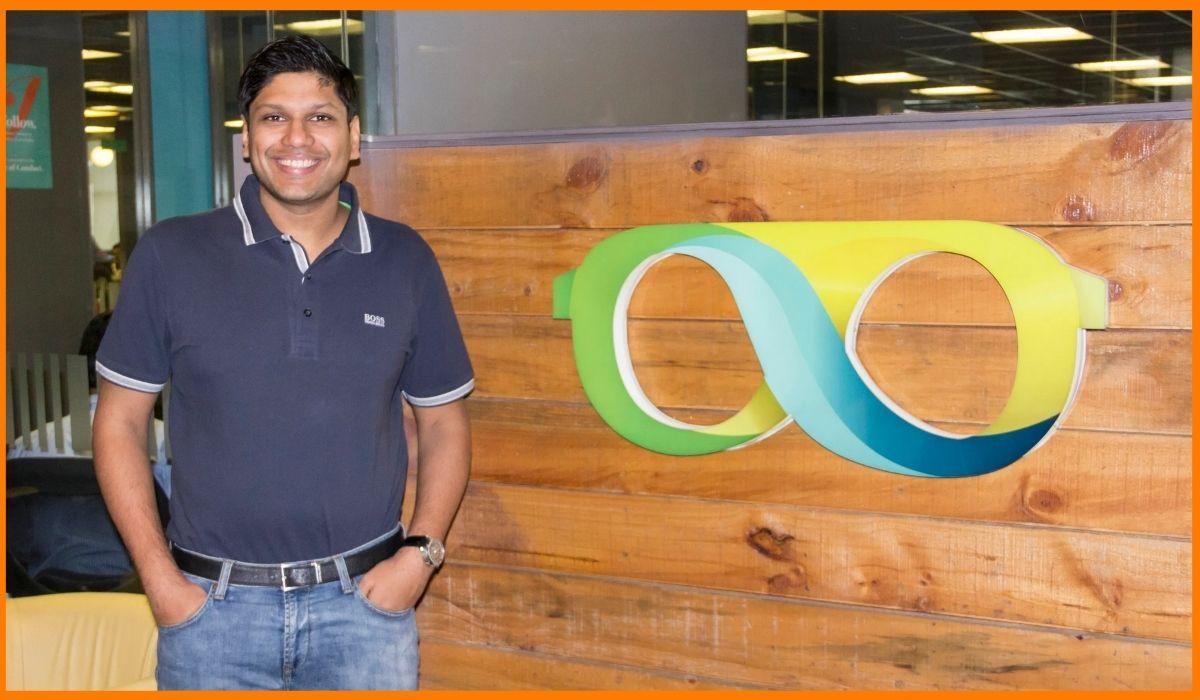 Peyush Bansal the Founder and CEO of Lenskart