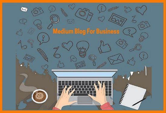 How to Set Up A Medium Blog?