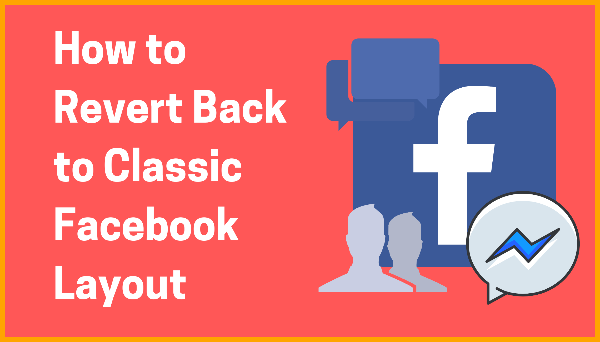 How to Revert Back to The Old Facebook Design