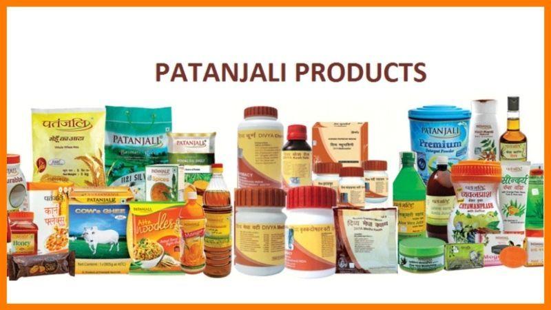 Patanjali Ayurved Products - Patanjali Case Study