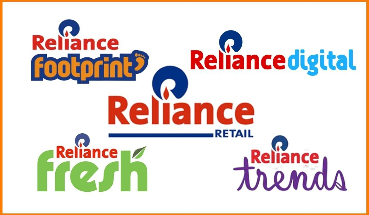 The various subdivisions of Reliance Retail
