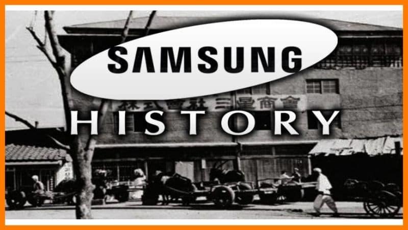 History Of Samsung Electronics - Samsung Case Study