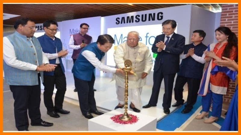 Samsung Electronics In India - Samsung Case Study