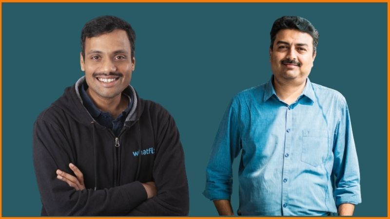 Whatfix Founders | Vara Kumar & Khadim Batti