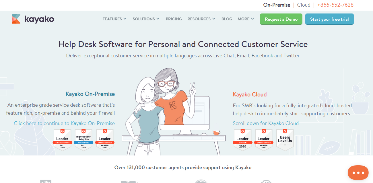 Kayako Customer Support