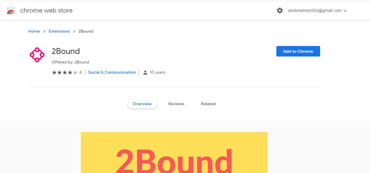 2Bound Extension
