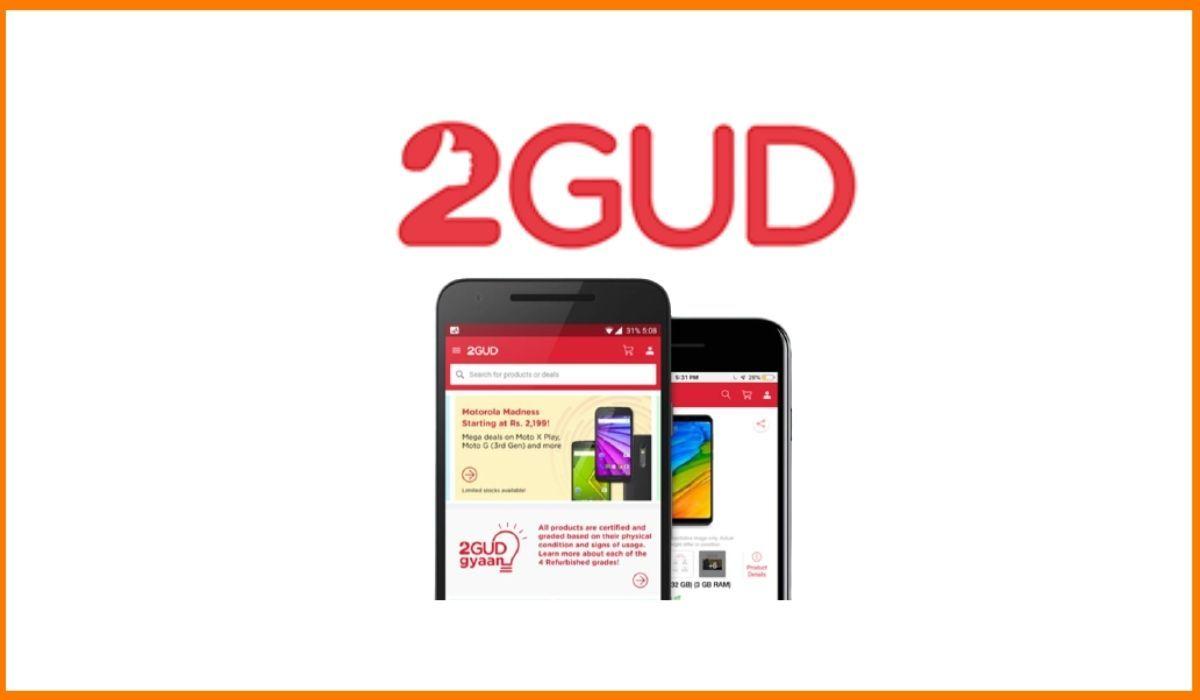 2GUD logo