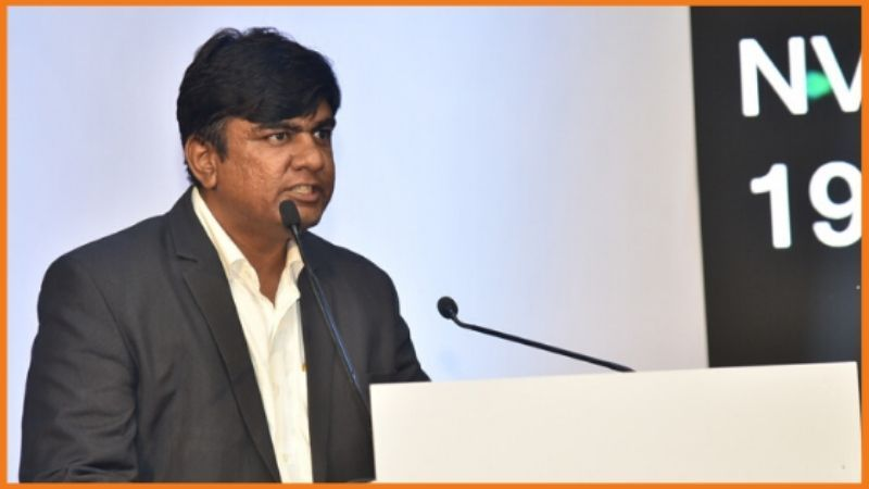 Silversparro co-founder, Abhinav Kumar Gupta