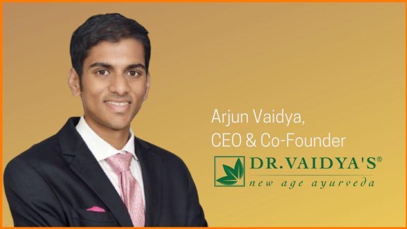 Arjun Vaidya and Trisha Rajani founded Dr. Vaidya's