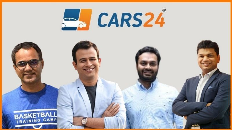 Founders Cars24