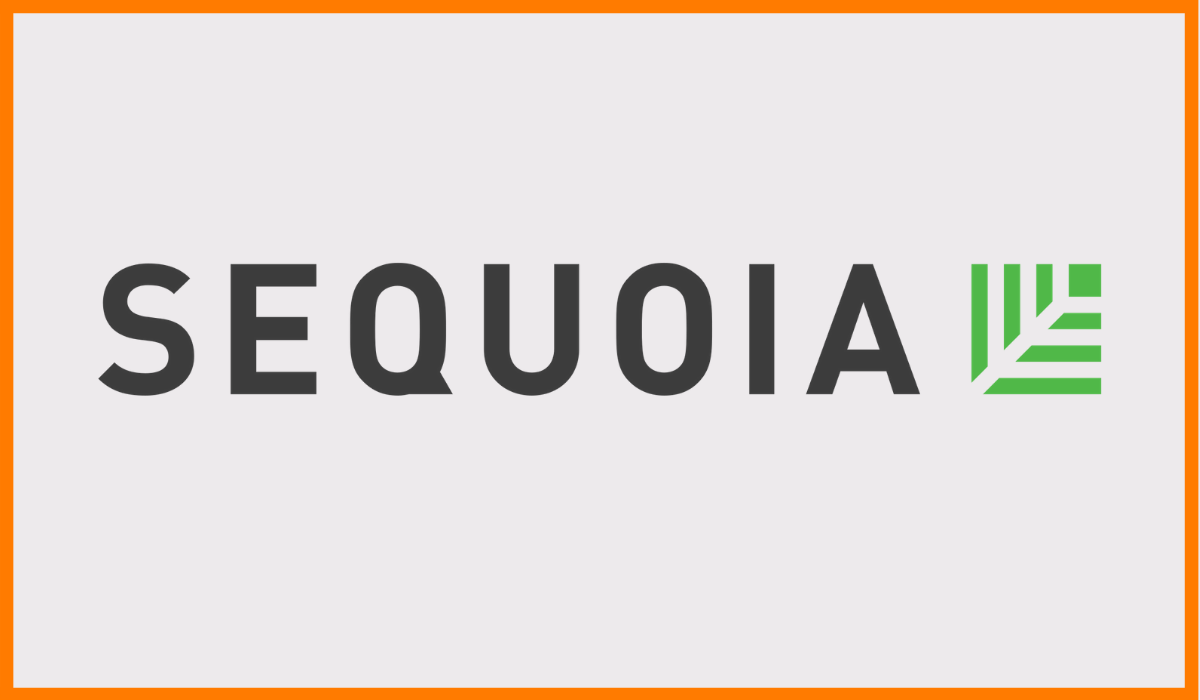 Sequoia - Working With Markets  And Not People