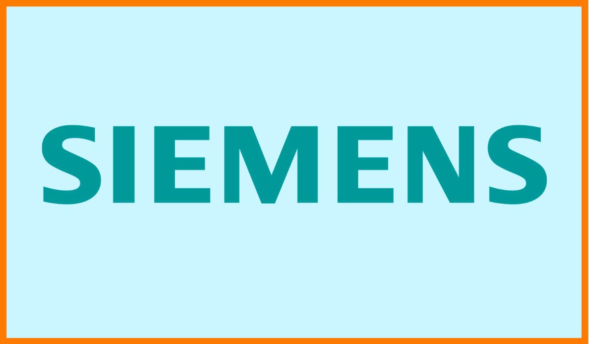 Siemens - Setting goals for Vision 2020+