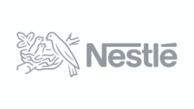 Nestle's current logo