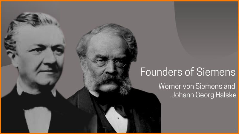 Founders of Siemens
