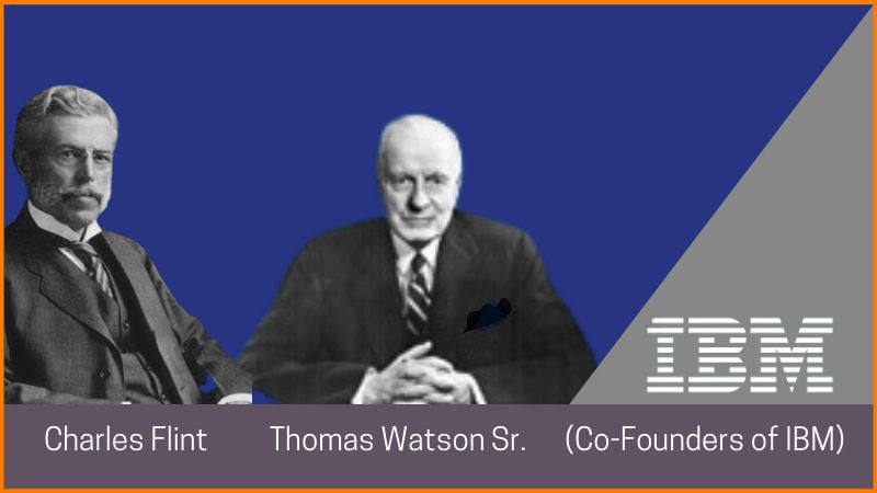 Founders of IBM