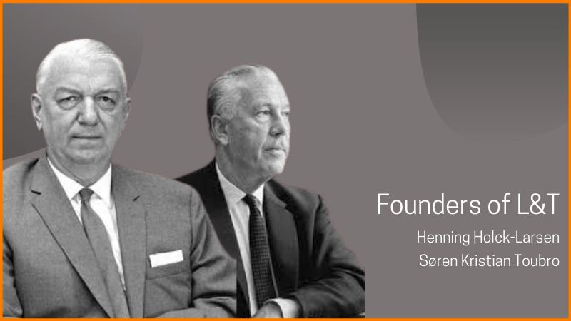 Founders of L&T