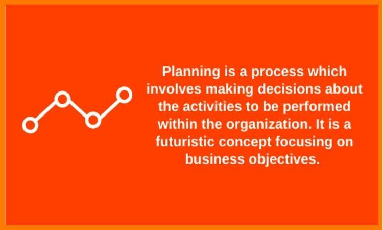 Planning, Effective Planning