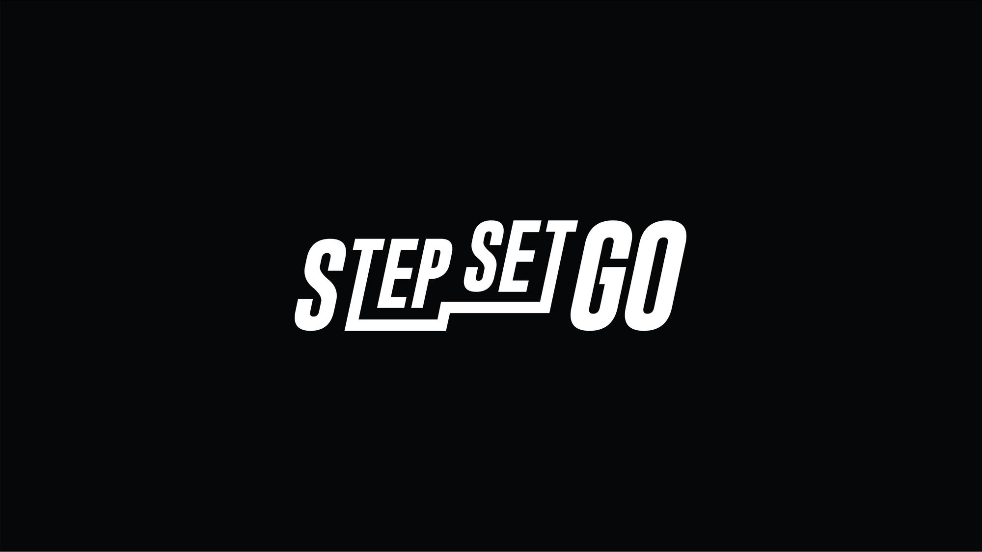 StepSetGo Logo