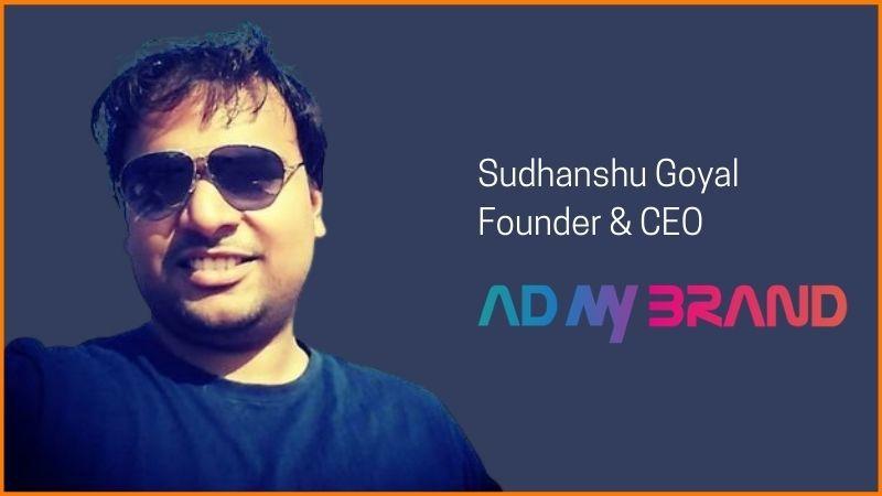 Founder & CEO, ADmyBrand