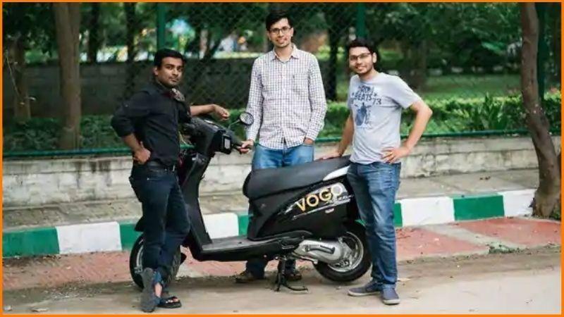 VOGO Founders | Anand Ayyadurai, Padmanabhan Balakrishnan and Sanchit Mittal