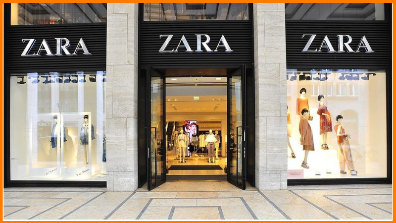 Zara Retail Store