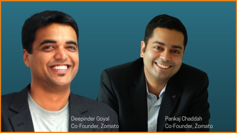Zomato Founders/Owners