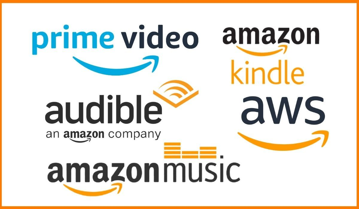 The main products and services of Amazon